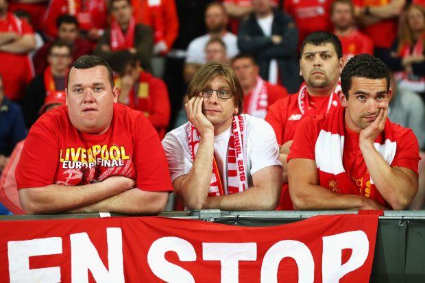 Ce a postat pe Twitter un fan Liverpool inaintea finalei Europa League