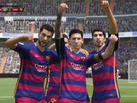 EA Sports a anuntat echipa sezonului FIFA 16 din Spania