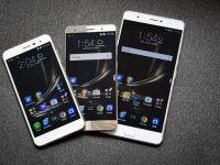 Arata superb! Noile smartphone-uri Asus ZenFone 3, 3 Deluxe si 3 Ultra sunt spectaculoase si au pret accesibil