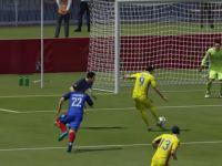 Campionul Romaniei la FIFA s-a duelat deja cu Franta! Cat s-a terminat meciul