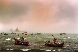 Unde poti vedea in Bucuresti fascinanta lume din Asia: expozitia bdquo;Vietnam, 30 de zile la pas , semnata Bogdan Comanescu