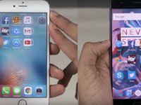 Diferenta este uriasa! iPhone 6s s-a luat la tranta cu cel mai nou telefon de top! Cine a castigat duelul clar
