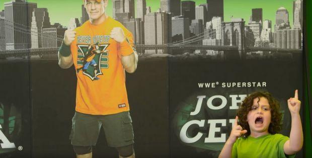 Farsa dementiala a lui John Cena cu care si-a speriat fanii! Clipul la care se uita toata lumea