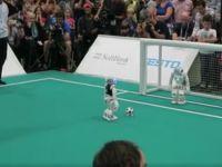 Germania a castigat campionatul mondial de fotbal intre roboti