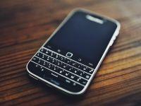 Sfarsitul unei ere! Ce se va intampla cu telefoanele BlackBerry