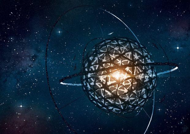 Misterul se adanceste in cazul  megastructurii extraterestre  din spatiu! Ce au descoperit cercetatorii