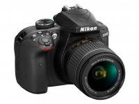 Nikon a anuntat noul D3400, camera entry-level cu Bluetooth pentru transfer de date