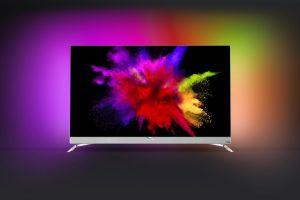 Tehnologiile OLED, Ambilight si Philips PQ stabilesc o noua referinta: singurul televizor OLED 4K Ambilight din lume