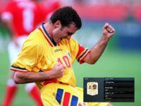 EA Sports a anuntat 10 noi legende pentru FIFA 17! Ce rating va avea Gica Hagi