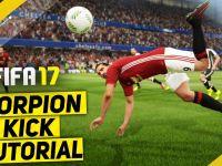 Ovvy te invata cum sa inscrii cu scorpion kick la FIFA 17