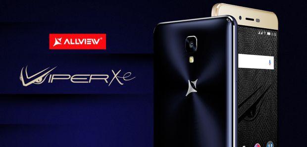 Allview a lansat V2 Viper Xe, un smartphone pentru tinerii care vor sa se faca remarcati