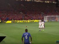 Cele mai frumoase goluri marcate in ultima saptamana in FIFA 17