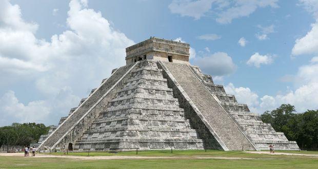 Surpriza de proportii pentru arheologi! Ce au vazut in interiorul acestei piramide mayase - FOTO