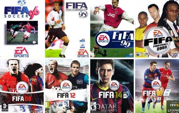 Cum arata cea mai buna echipa din istoria jocurilor FIFA