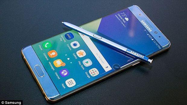 De ce explodau telefoanele Galaxy Note 7? Concluzia anchetei Samsung