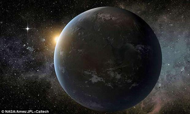 Planeta misterioasa care poate ascunde viata extraterestra! Se afla foarte aproape de noi