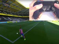 Unul dintre cei mai buni jucatori de FIFA din lume te invata un truc spectaculos