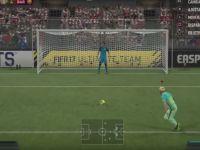 Cum sa reusesti un penalty indirect cu Messi si Suarez in FIFA 17