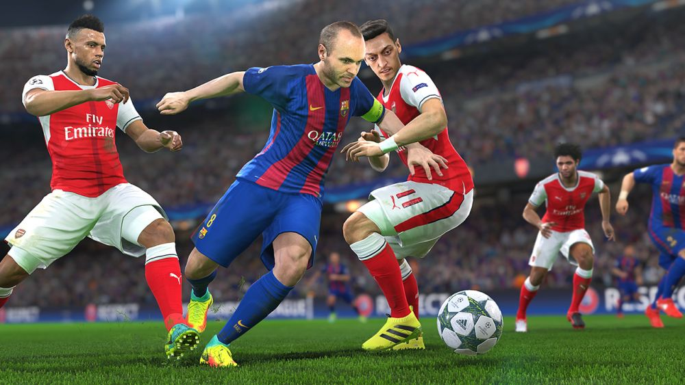 Ce rating-uri vor avea cei mai importanti jucatori din FIFA 17 dupa upgrade-uri