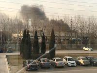 Incendiu la fabrica unde au fost produse bateriile pentru Galaxy Note 7!
