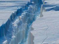 Cercetatorii, ingrijorati de un fenomen observat in Antarctica:  Stam cu sufletul la gura