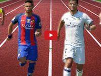 Care este cu adevarat cel mai rapid jucator din FIFA 17