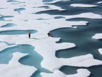 Proiectul urias prin care cercetatorii vor sa faca Polul Nord sa inghete la loc