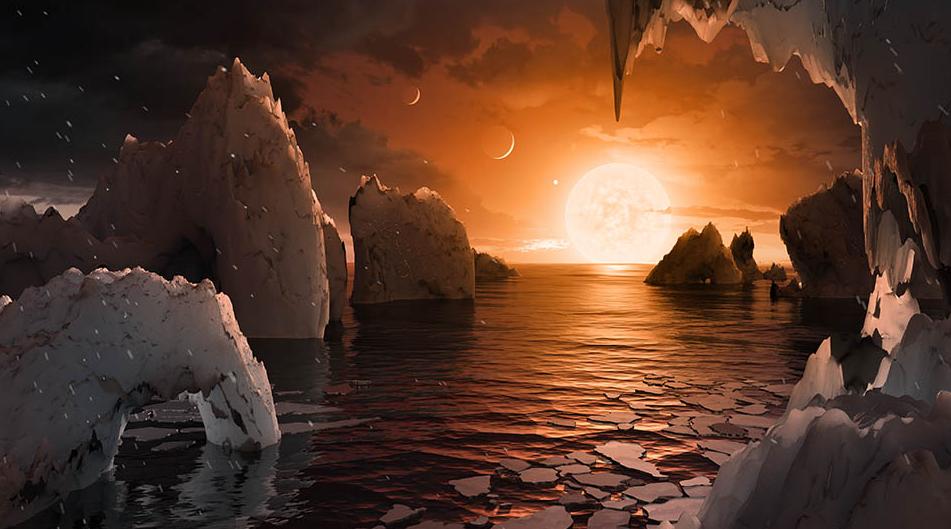 Adevarul din spatele anuntului NASA! Cand ar ajunge oamenii pe exoplanetele care pot sustine viata
