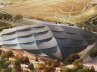 VIDEO! Cum va arata campusul futurist al celor de la Google! E prima data cand fac asa ceva
