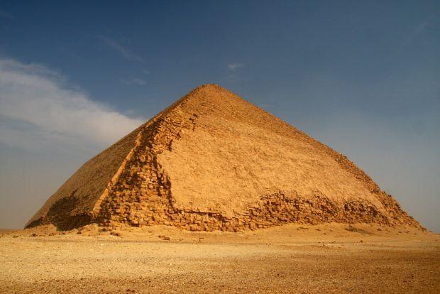 O piramida de acum 4.000 de ani a fost descoperita in Egipt! Ce se afla inauntru