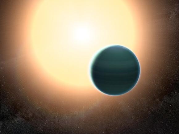 NASA a descoperit o  exoplaneta imposibila ! Ce au observat astronomii