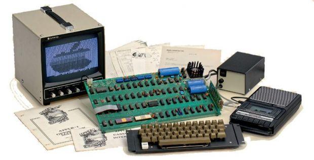 Motivul pentru care acest computer vechi de peste 40 de ani s-a vandut cu 110.000 de euro