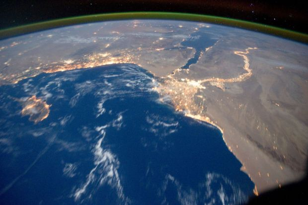 O bariera invizibila inconjoara Pamantul. NASA anunta ca este rezultatul activitatii umane