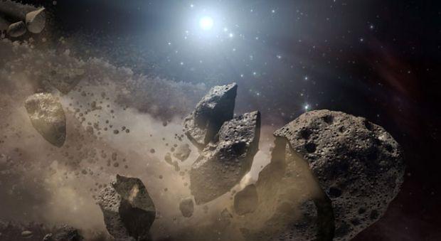 Cinci asteroizi se vor apropia de Pamant in urmatoarele luni! Cat de periculosi sunt