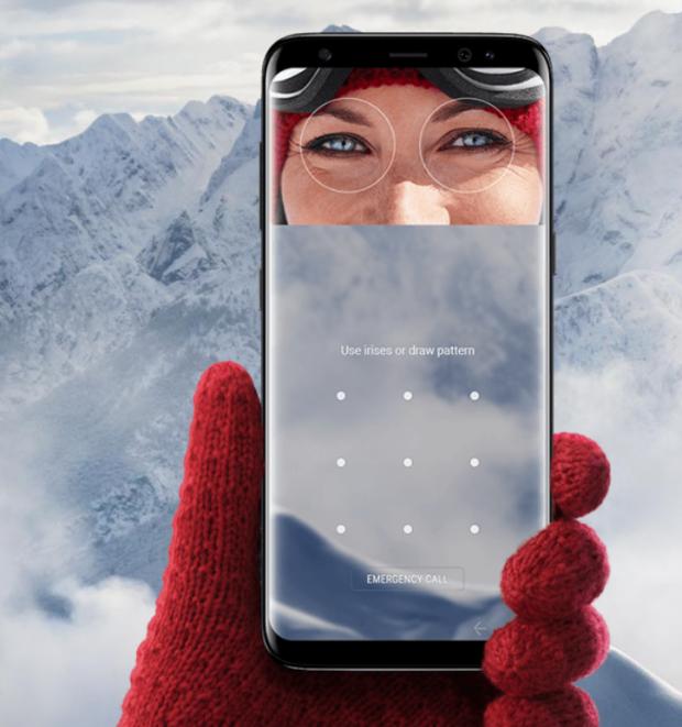 Noi reclamatii de la utilizatorii Galaxy S8! Ce au patit dupa ce au folosit scanner-ul de iris