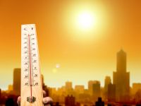 Record absolut de temperatura! Orasul in care s-au inregistrat 54 de grade Celsius la umbra