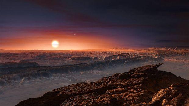 Sanse mari sa existe viata pe una dintre cele mai apropiate exoplanete! Cum arata Proxima b