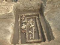 Un cimitir de  giganti , descoperit in China! Ce inaltime aveau oamenii ingropati aici acum 5.000 de ani