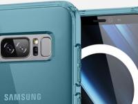 Accesoriile pentru Galaxy Note 8 pot fi precomandate! Cum va arata urmatorul flagship Samsung