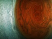Fotografii impresionante cu Marea Pata Rosie de pe Jupiter! Imaginile care ii uimesc pe expertii NASA
