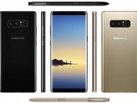 Veste buna pentru fanii Samsung! Versiunea Galaxy Note 8 pentru Europa va fi diferita