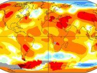 Iulie 2017 a fost cea mai calduroasa luna din istorie! In Alaska s-au inregistrat temperaturi record
