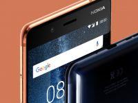 HMD lanseaza Nokia 8, primul flagship din noua generatie dotat cu lentile Carl Zeiss