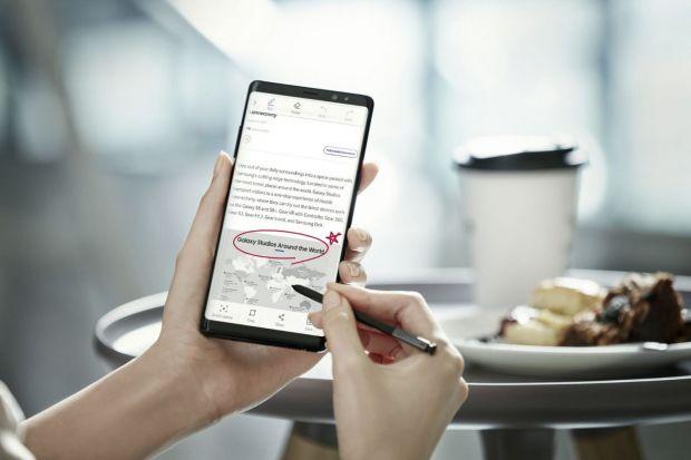 Samsung pregateste o versiune mai accesibila a phabletului Galaxy Note 8! Cat va costa