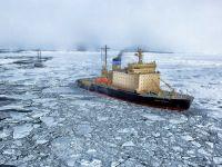 Descoperire tulburatoare in Oceanul Arctic! Ce au gasit cercetatorii pe sloiurile de gheata