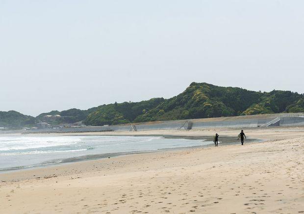 Descoperire alarmanta langa Fukushima! Ce se intampla pe plajele din apropierea centralei nucleare