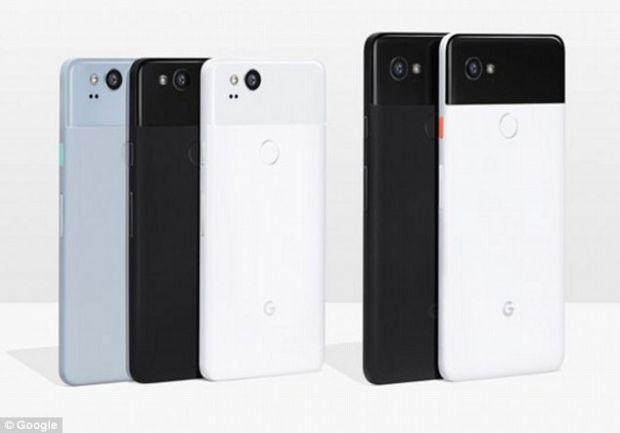 Lansare Pixel 2 si Pixel 2 XL. Google da o lovitura neasteptata rivalului Apple