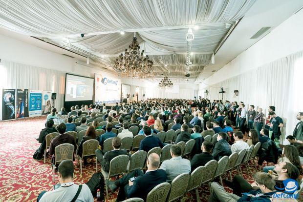 DefCamp ajunge la cea de-a opta editie. La conferinta vor participa peste 1.300 de specialisti din intreaga lume