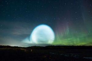 Aparitie bizara pe cerul Siberiei! Cum se explica acest fenomen
