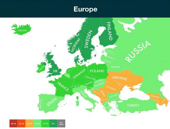 Harta tarilor care vor fi cel mai afectate de incalzirea globala. Ce loc ocupa Romania